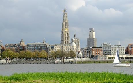 sur la rive gauche d'Anvers une zone basses émissions à déjà été implémentée – Mon amende